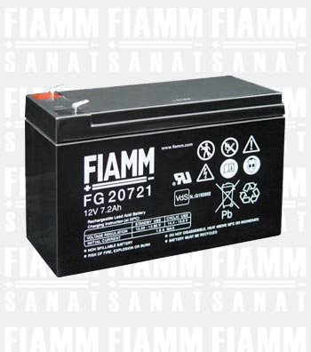 باتری FG – AGM – general application – 5 years design